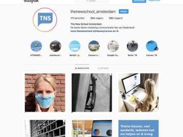 Social Media The New School Amsterdam