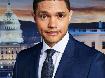 Comedy Central's The Daily Show Art
