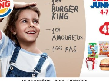 Affichage King Junior