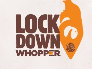 Lockdown Whopper