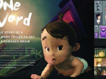 Board F animation One Word 1v2