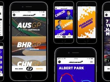 The McLaren App