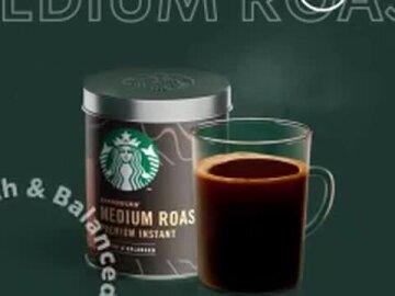 Starbucks Premium Instant