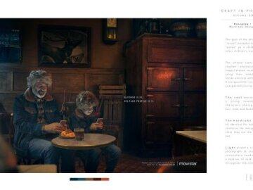 BOARD FAKE PROFILE CRAFT PHOTO BAR