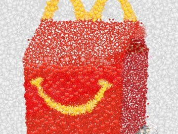 Emoji Happy Meal