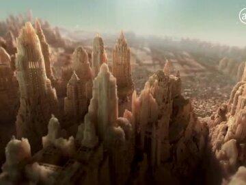 Wooden Metropolis