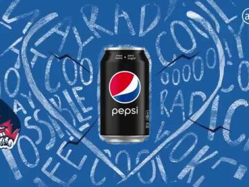 PEPSI - FOR THE LOVE OF IT