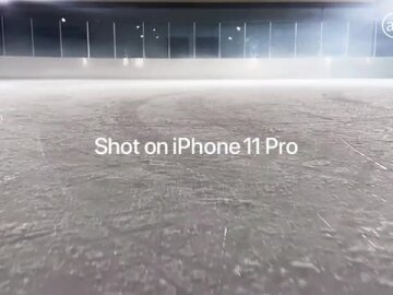 Shot on iPhone with Hockey Tape