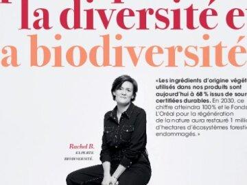 Biodiversity. Rachel