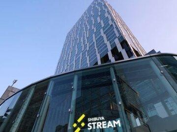 Shibuya Stream - Google Japan building