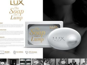 The Soap with a Lump (print)