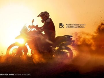 Let's be riders, 1