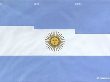 Meltdown Flag (Argentina)