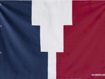 Meltdown Flag (France)