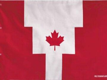 Meltdown Flag (Canada)