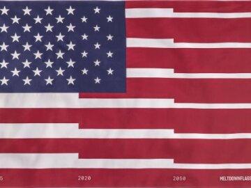 Meltdown Flag (United States)