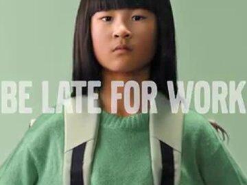 Be Safe, Be Late : Zoe (en)
