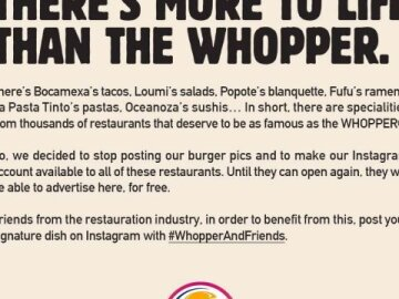 #WhopperAndFriends
