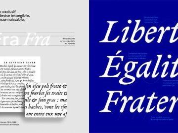 Typographie Marianne®