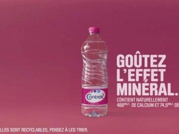 Goûtez l'effet minéral 1