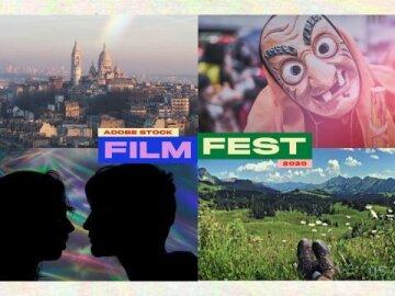 Adobe Stock Film Festival