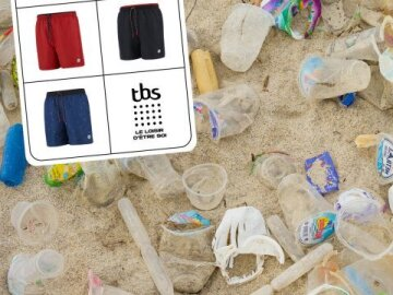 Recycled Swimsuits 1 (French)