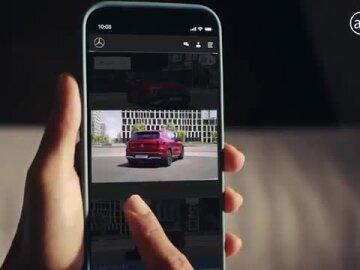 The Mercedes-Benz Online Showroom