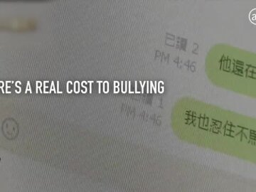 Cost of Bullying