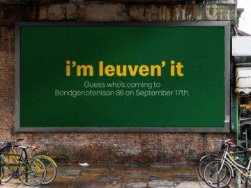 I'm Leuven It