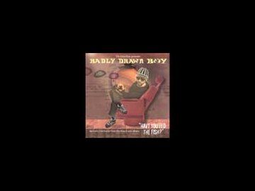 CD Cover: Badly Drawn Boy