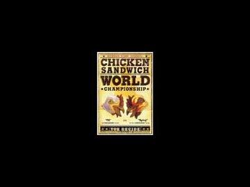 Chicken Fight Poster