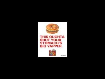 Shut Your Stomach's Big Yapper