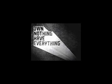 Own Nothing