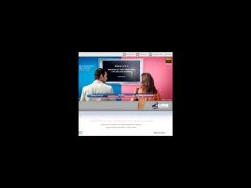 Bravia Website