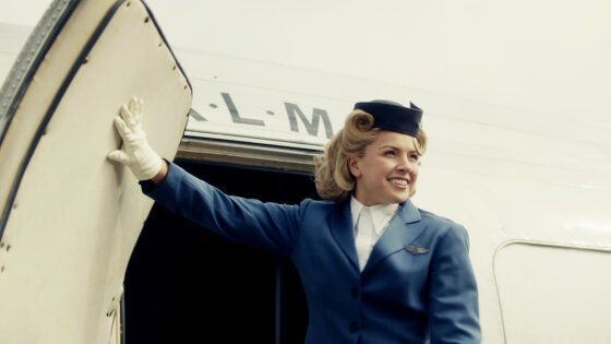 At 100, KLM Flies Into the Future