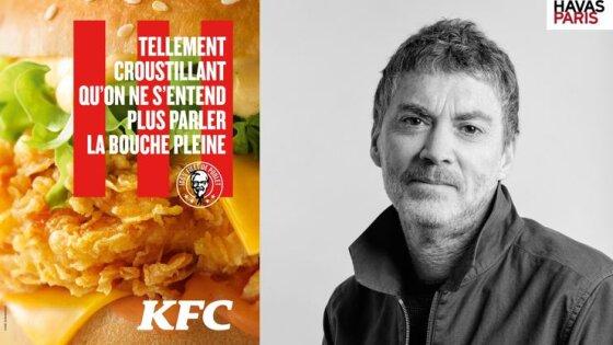 Du croustillant avec KFC et Havas Paris
