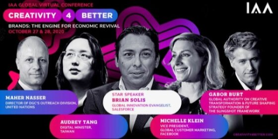 IAA Conference: How High Value Brands Can Reboot Economies