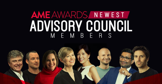 New York Festivals AME Awards Advisory Council Adds 8 New Members