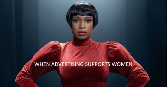 When Advertising Supports Women