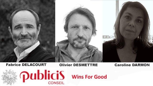 Publicis Conseil wins for good