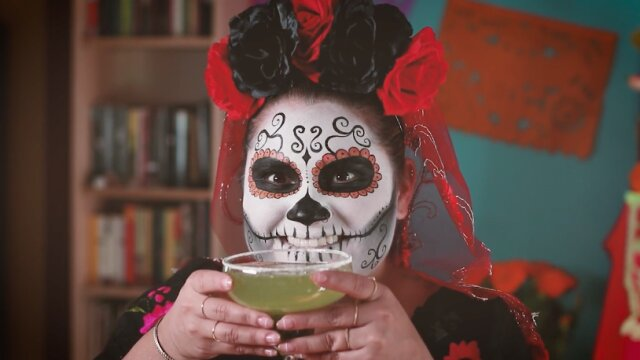Orcí Celebrates Day of the Dead