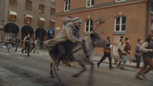 The Tale About the Failed Santa: Forsman & Bodenfors for PostNord