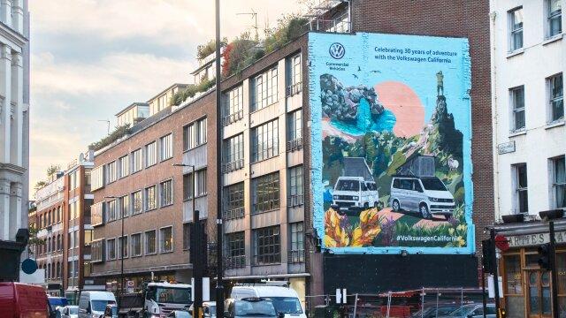 Volkswagen & Tribal Worldwide Celebrate 30 Years of Adventure