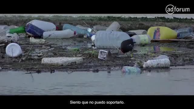 #ChileSinPlásticos: Greenpeace & McCann Santiago de Chile