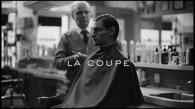 The Cut: Charles Burroughs for Larose Paris