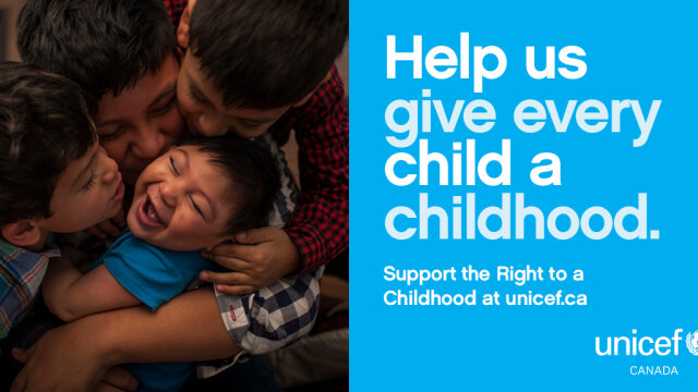 The Right to a Childhood: UNICEF & Juniper Park\TBWA