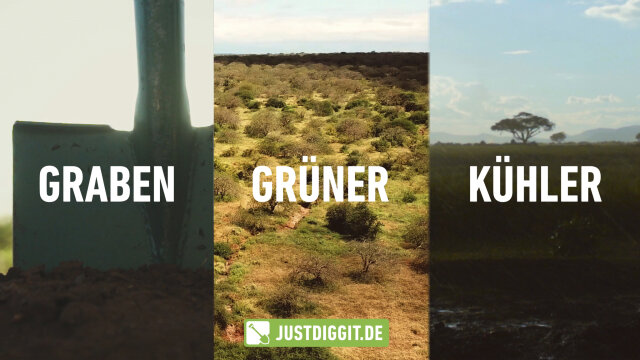 #Justdiggit: Havas and Thomas D for Climate Protection