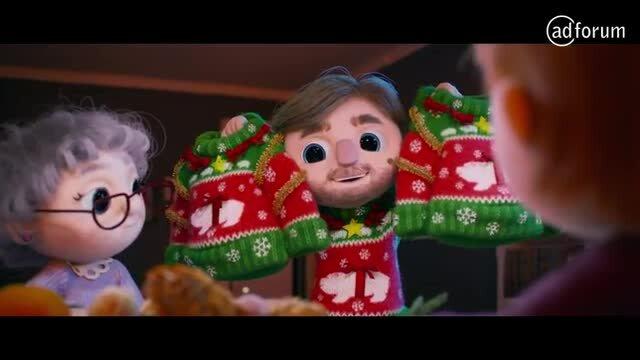The Christmas Sweater, Pol Oslo and Nidar Julemarsipan