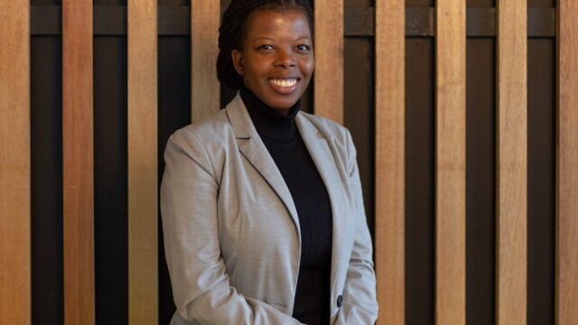One Optimistic Step At a Time: Khumo du Toit, Wunderman Thompson South Africa