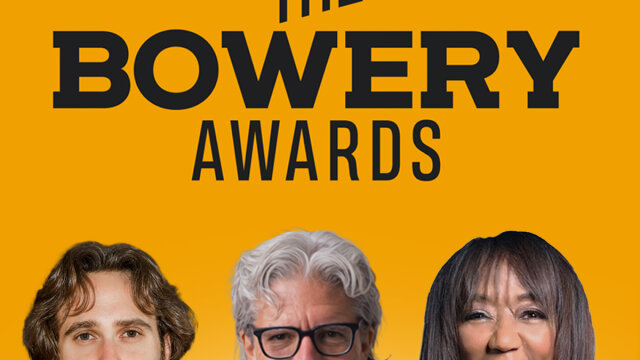 Inside the Bowery Awards – with Carol H. Williams, David Sable, and Scott Rose